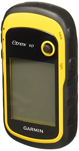 "Garmin eTrex 10 GPS Handgerät - 2,2"" monochrome, Batterie..."