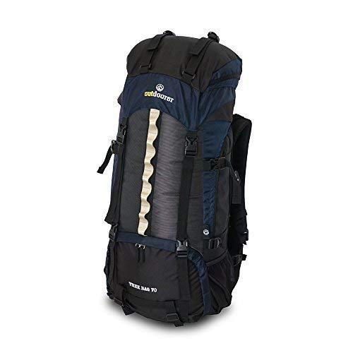 outdoorer Trekkingrucksack Trek Bag 70, 2 kg
