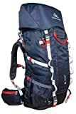NORDKAMM Backpacker Rucksack, Tre...