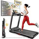 Sportstech FX300 Ultra Slim Laufband | Deutsches Qualität...