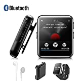 """MP3 Player BENJIE 8GB MP3 Player Bloothooth 1,5"""" MP3 Playe..."""