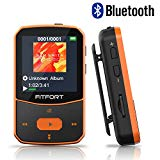 MP3 Player Bluetooth 4.1 Sport - Verlustfreier Sound FM Ra...