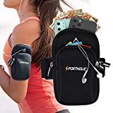 Sport Armband Armtasche, Sportarmband Armband Handy für i...