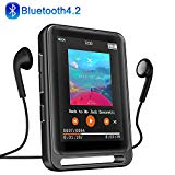MP3 Player, 16GB Bluetooth MP3 Pl...