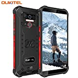 OUKITEL WP5 (2020) Outdoor Smartphone Ohne Vertrag, 4G Dua...