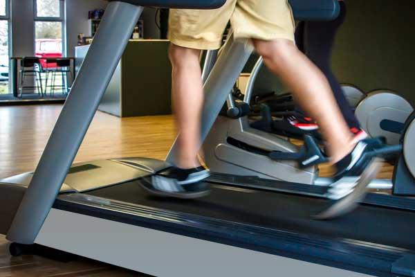 Laufband fürs Indoor-Lauftraining
