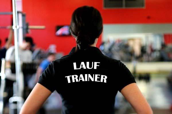 Fortbildung - Lauftrainer werden