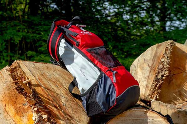 Leichter Outdoor-Rucksack