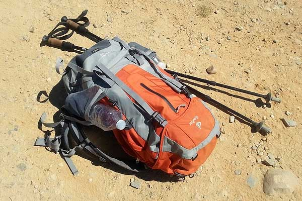 Robuster Trekking-Rucksack