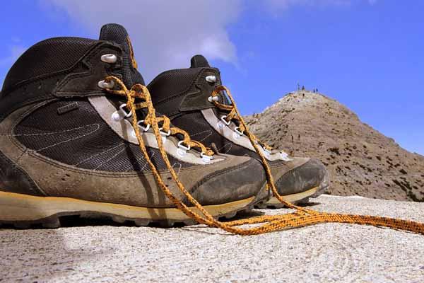 Solide Wander- und Trekkingschuhe